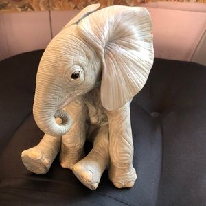 Vintage Lenox Endangered Baby Elephant Collection